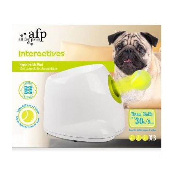 All For Paws Hyper Fetch - Food Toys - Xtra Dog