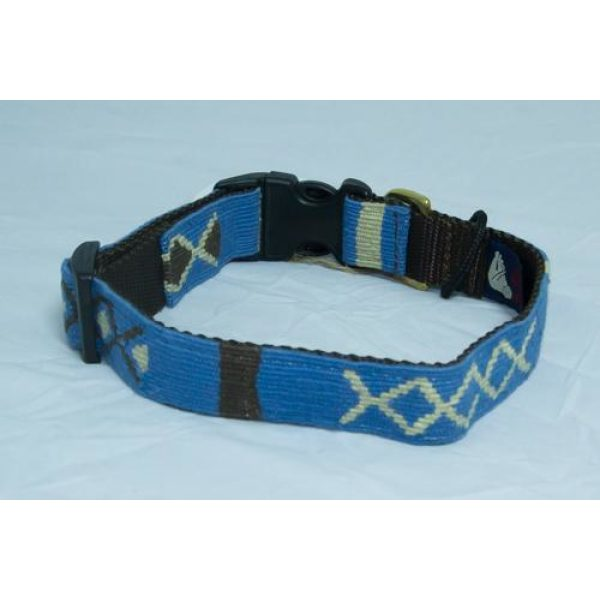 A Tail We Could Wag, Block Island (Blue Fog) - Collars - Xtra Dog