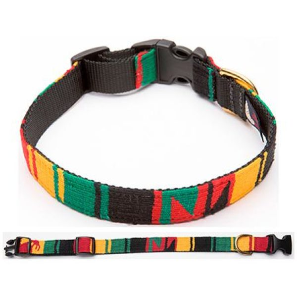 A Tail We Could Wag, Rasta - Collars - Xtra Dog