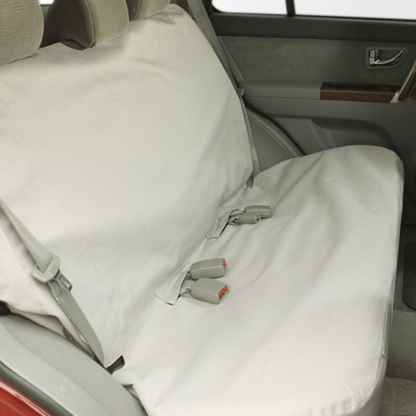 Bergan Bench Seat Protector Grey - Seat Protectors - Xtra Dog