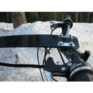 Bikejoring attachment