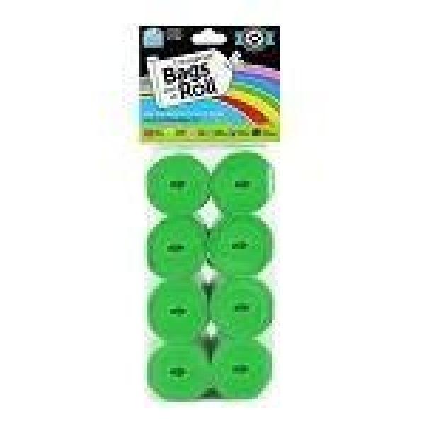 Designer Duffel Poo Bag Refill 8 rolls - Poo Bags - Xtra Dog