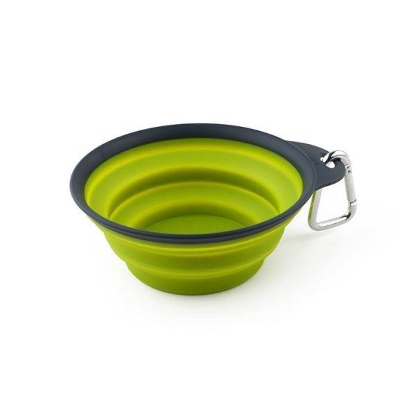 Dexas Travel Cup With Carabiner - Dog Bowls - Xtra Dog