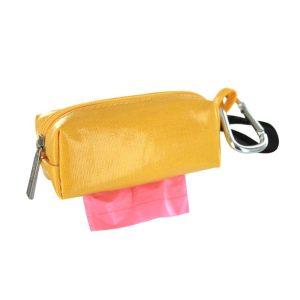 DogBag Colour Block Duffel (Large) Poo Bag Dispenser – Yellow