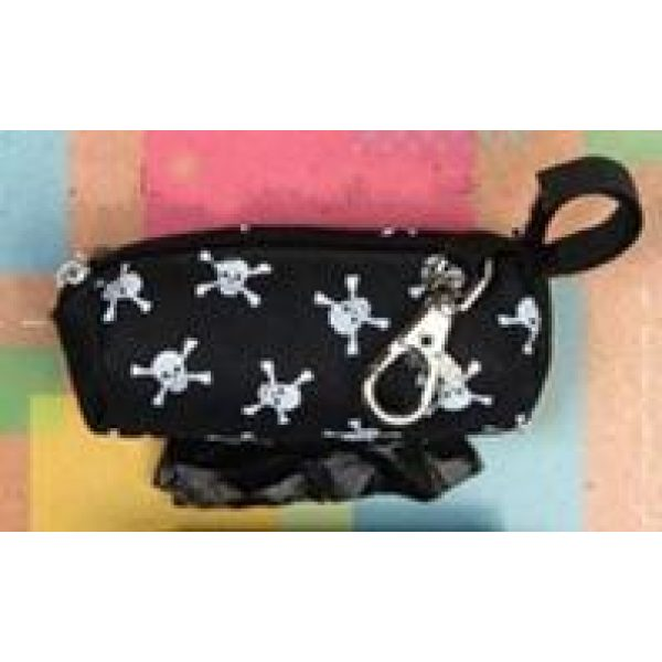 DogBag Duffel Poo Bag Dispenser (Large) - Pirates - Poo Bags - Xtra Dog