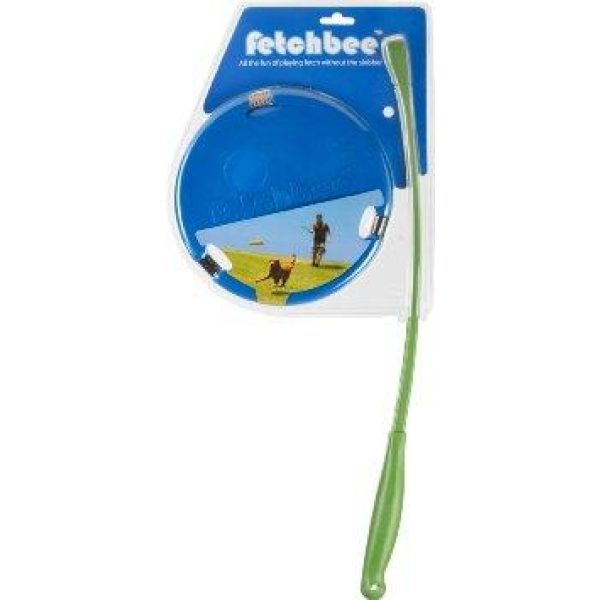 Fetchbee Blue - Retrieve Toys - Xtra Dog