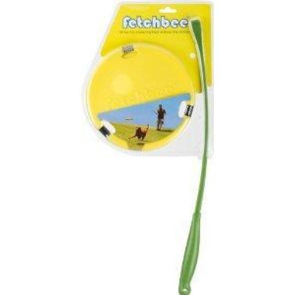 Fetchbee Yellow - Retrieve Toys - Xtra Dog