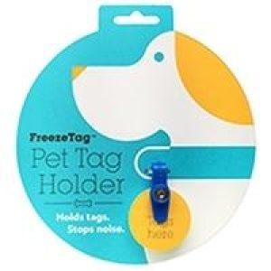 Freeze Tag Blue