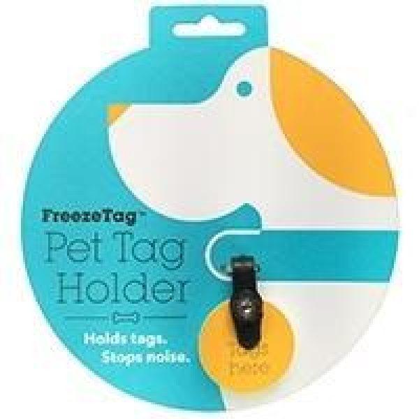 Freeze Tag Graphite - Dog Tags - Xtra Dog