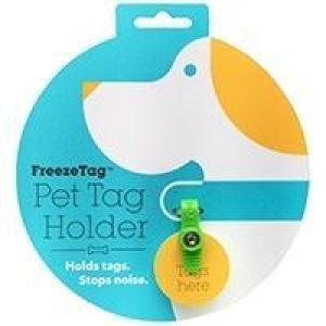 Freeze Tag Green