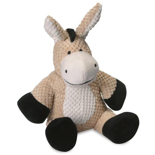 goDog Donkey with Chew Guard Technology - Plush Toys - Xtra Dog
