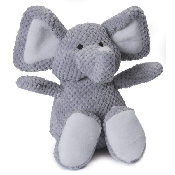 goDog Elephant with Chew Guard Technology - Plush Toys - Xtra Dog