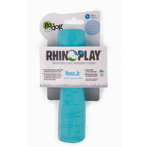 goDog RhinoPlay Vexo - Retrieve Toys - Xtra Dog