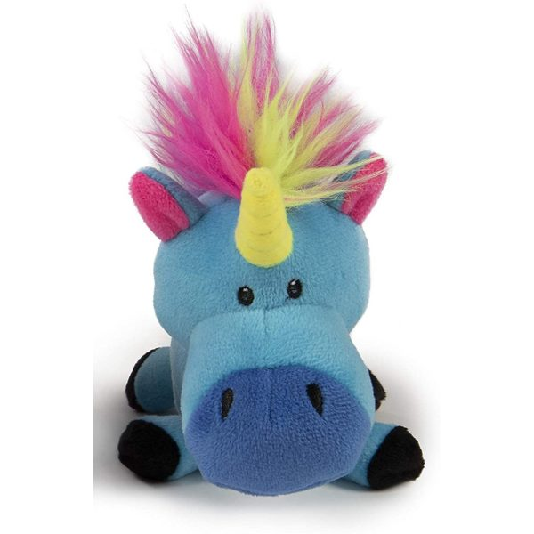 goDog Unicorns with Chew Guard Technology Tough Plush Dog Toy - Plush Toys - Xtra Dog