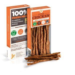 JR Pure Chicken Sticks, 50g