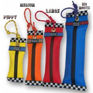 Katie's Bumpers – Heave Hose Original Float & Fetch Toys