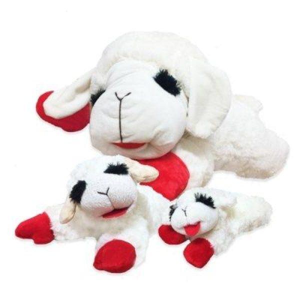 Lamb Chop Plush Toy - Plush Toys - Xtra Dog