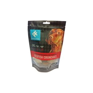 Purely Fish – Redfish Crunchies Treats 100g