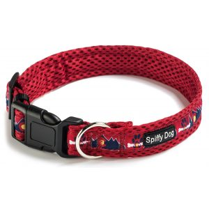 Spiffy Dog, Red Mountains Collar