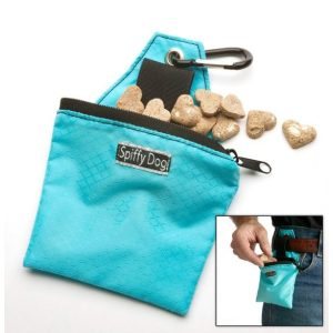 Spiffy Dog Treat Bag