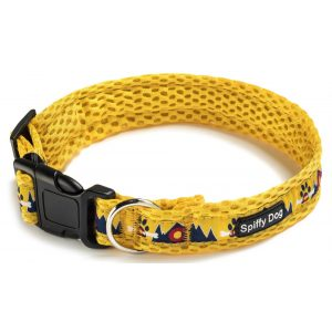 Spiffy Dog, Yellow Mountains Collar