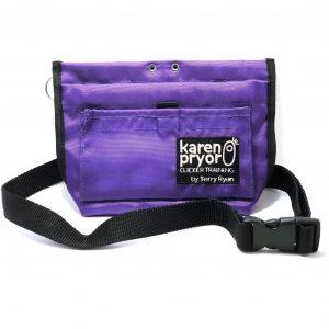 Terry Ryan Treat Pouch (Purple)