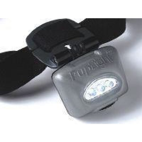 The PupLight 2 Silver - Collar Light - Xtra Dog
