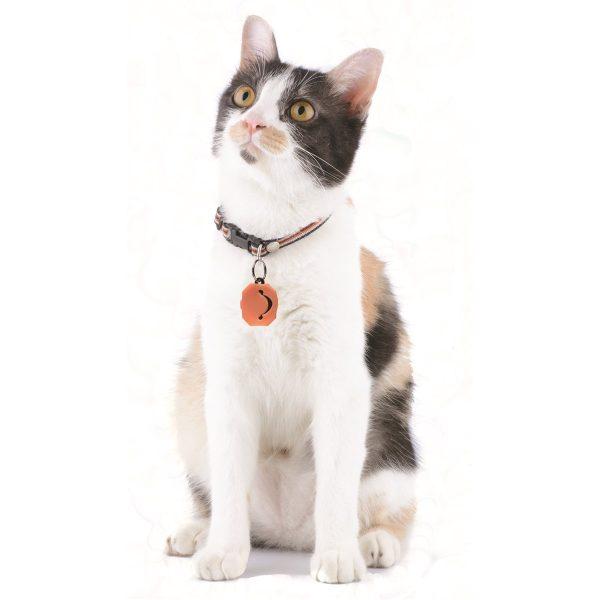 Twigo Pet ID silencer Orange - Pet Tag - Xtra Dog